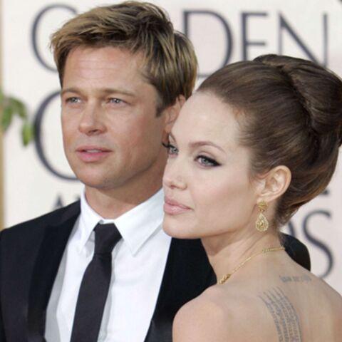 Brad Pitt et Angelina Jolie est le couple le plus puissant d'Hollywood
