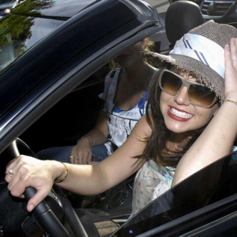 Britney Spears récupère son droit de visite
