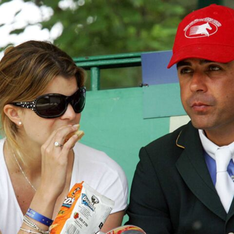 Athina Onassis: son mari va bien!