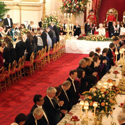 A table avec les Windsor