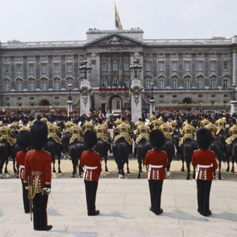 Tentative de cambriolage au palais de Buckingham