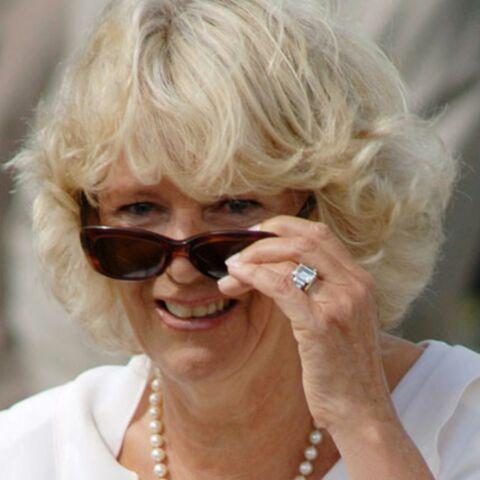 Camilla laisse sa place au soleil