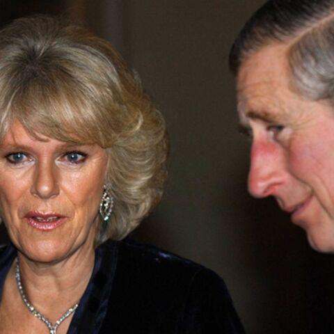 Camilla ne devrait plus toucher à la bouteille…