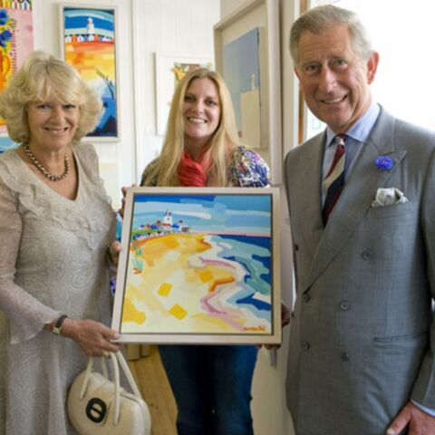 Le prince Charles, complètement gâté!