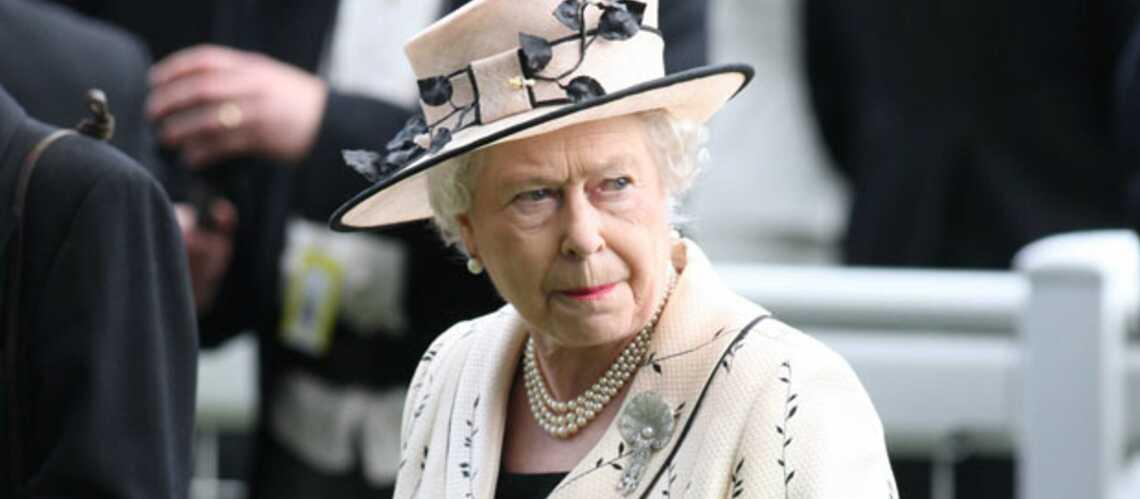 Elisabeth II, erreur de livraison!