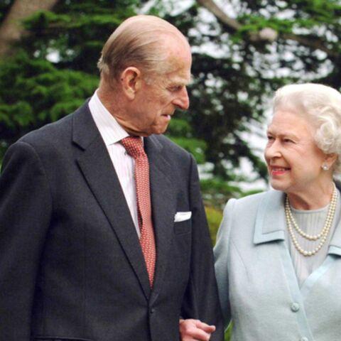 Philip et Elizabeth d'Angleterre fêtent leurs 60 ans de mariage