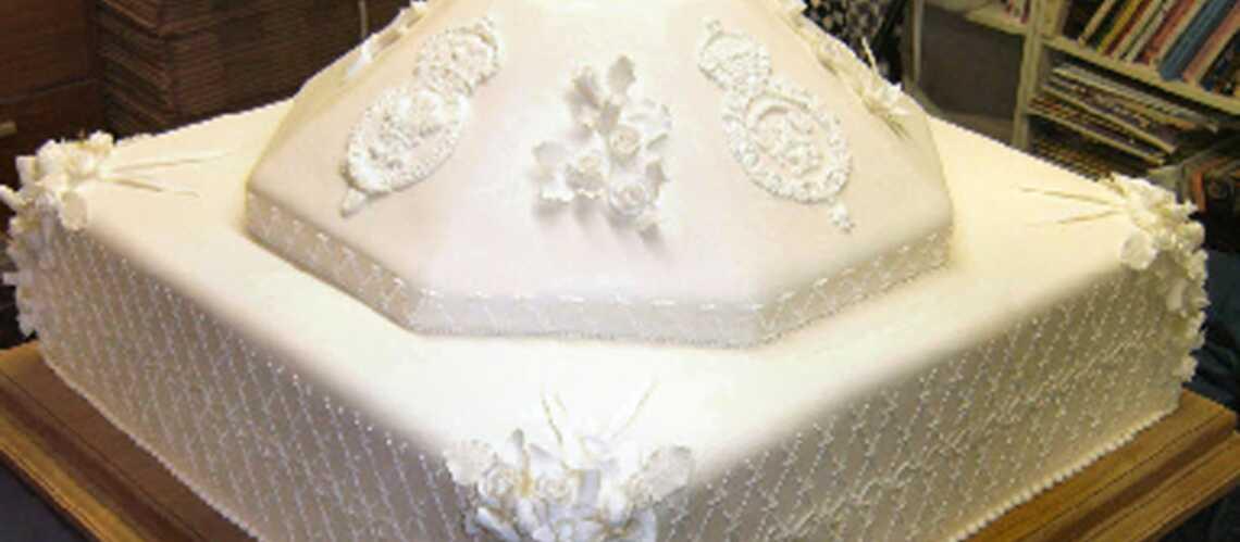 Le Secret Du Gâteau De Mariage De William Et Kate Dévoilé
