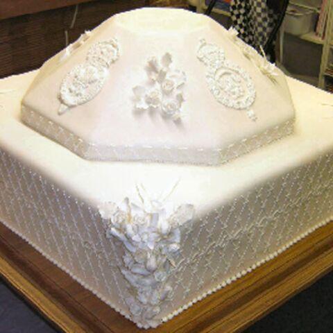 Le secret du gâteau de mariage de William et Kate dévoilé?