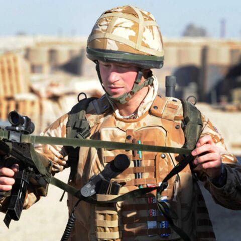 Le prince Harry sert en Afghanistan