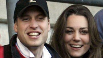 Le prince William et Kate partent en amoureux