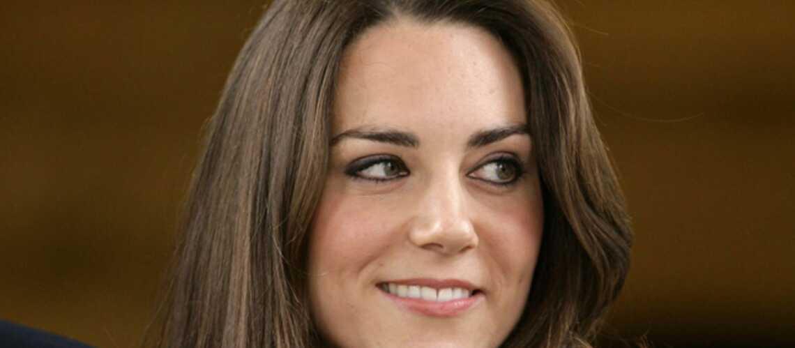 Kate Middleton cherche chaussure à son pied