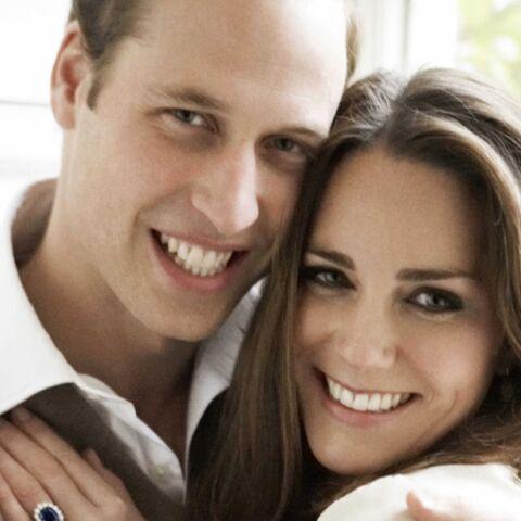 William et Kate: les premières photos officielles!