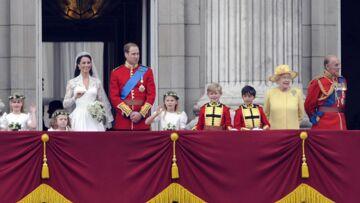 Un «lunch» royal pour le mariage