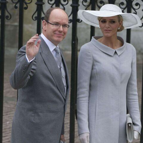 Albert de Monaco et Charlene Wittstock, les futurs mariés à la noce