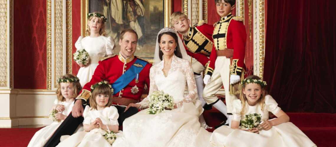 Mariage royal les photos officielles