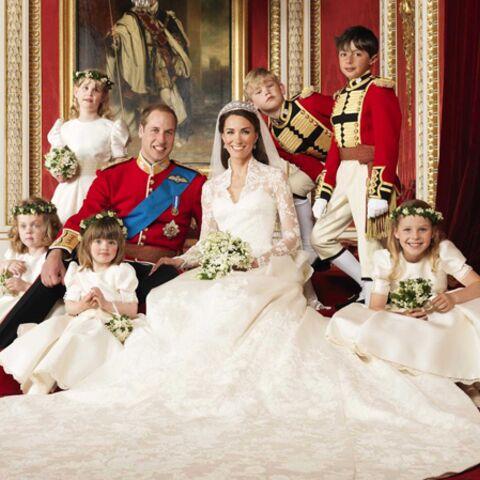 Mariage royal: les photos officielles