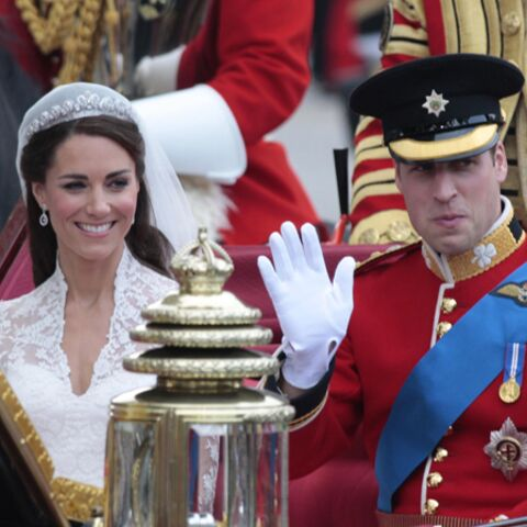 Kate et William: just married!