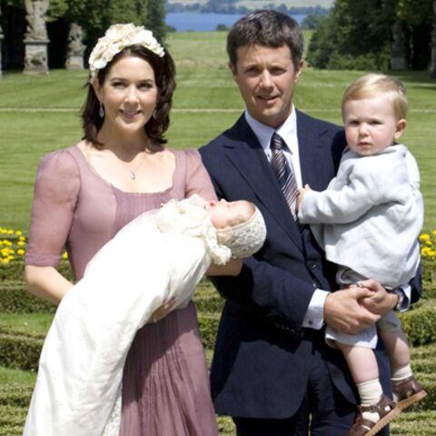 La famille royale du Danemark a baptisé la princesse Isabella