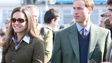 Le prince William et Kate Midd­le­ton