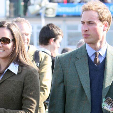 William et Kate de nouveau in love?