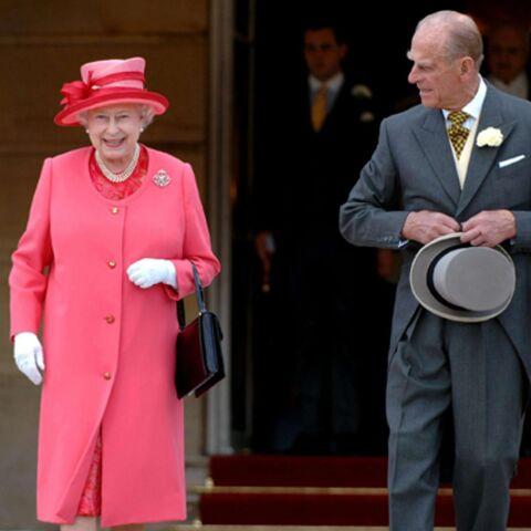 Buckingham fête les 60 ans de mariage de la reine Elizabeth