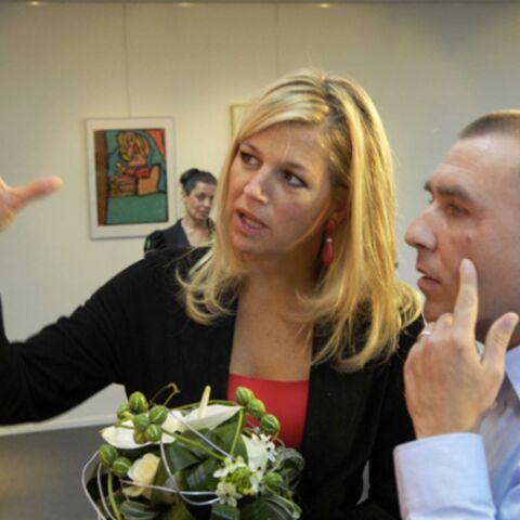 Maxima des Pays-Bas est une princesse…intello!
