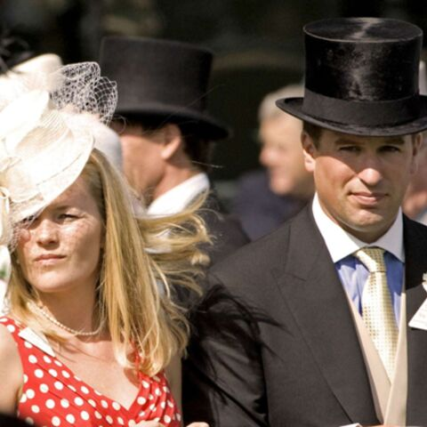 La reine Élizabeth marie l'aîné de ses petits-fils