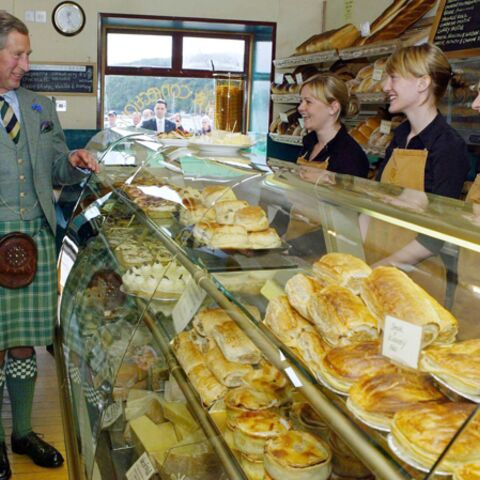 Prince Charles: ses biscuits en miettes