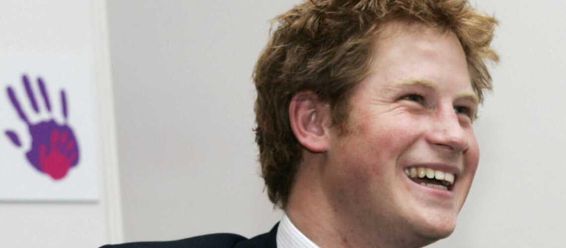 Harry, le prince avec un cœur gros comme ça!