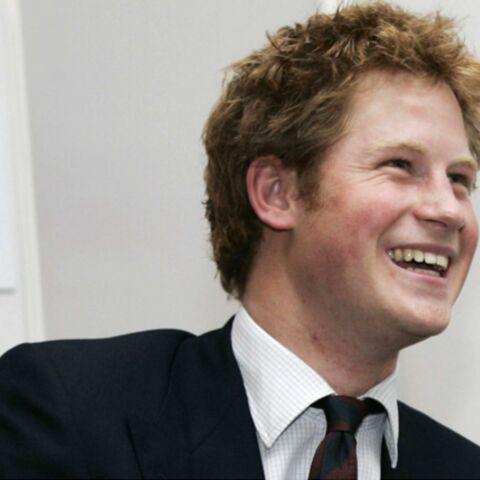 Harry, un prince qui vous veut du bien!