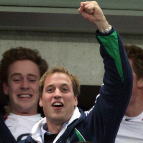 Le prince William ira voir jouer les Bleus à Cardiff