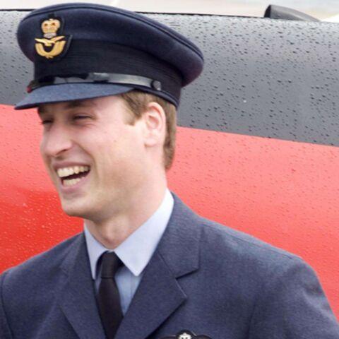 William utilise un hélico de l'armée pour ses transports amoureux