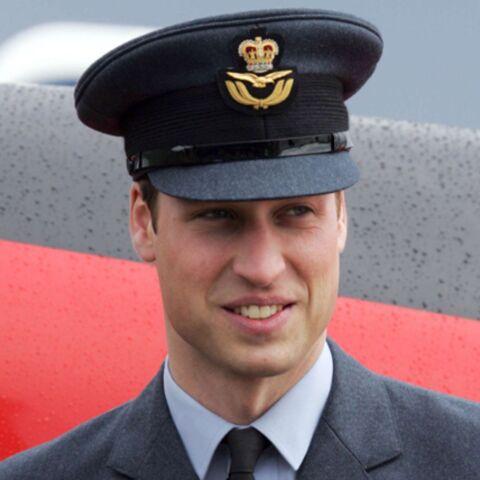 Le prince William a «emprunté» l'hélico de la RAF pour aller voir sa girlfriend