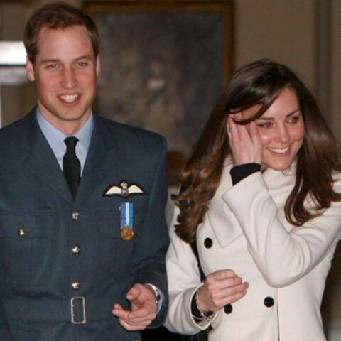 Le prince William et Kate Middleton: tête-à-tête romantique à Moustique…