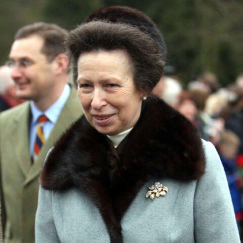 La princesse Anne heurte la sensibilité des Espagnols