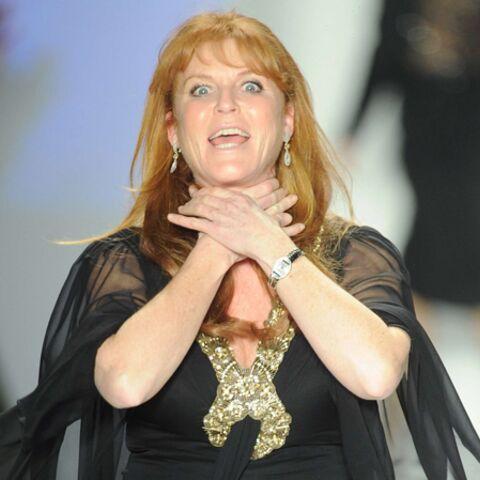 Sarah Ferguson, étouffée par les dettes