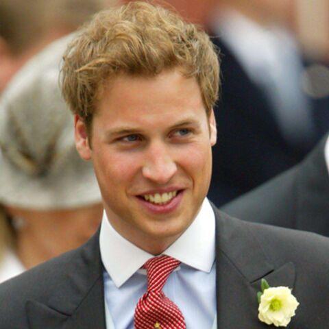 Les révélations du Prince William