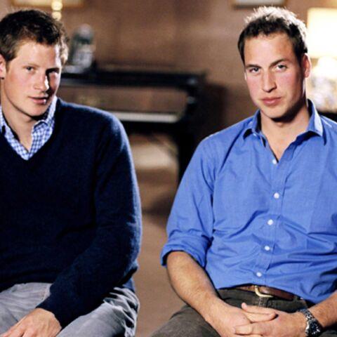 William et Harry: «Chaque jour, nous pensons à notre mère»