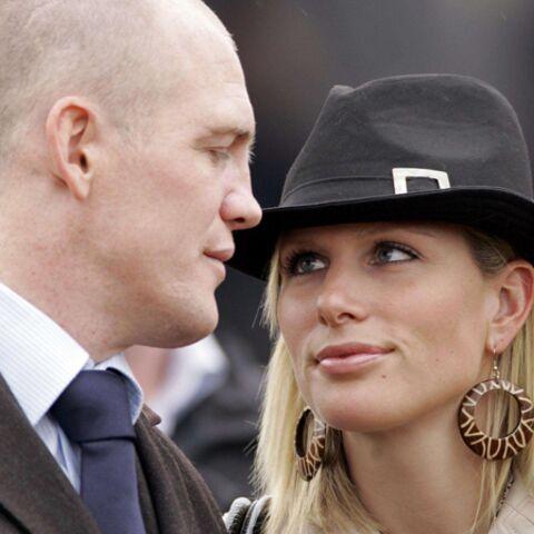 Zara Phillips s'est fiancée à Mike Tindall