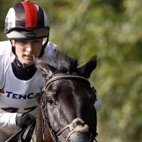 Zara Phillips blessée après une chute de cheval