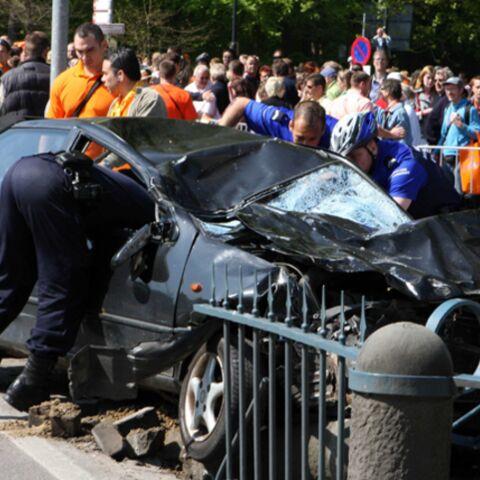 Pays-Bas: la princesse Maxima assiste à la mort de 4 personnes