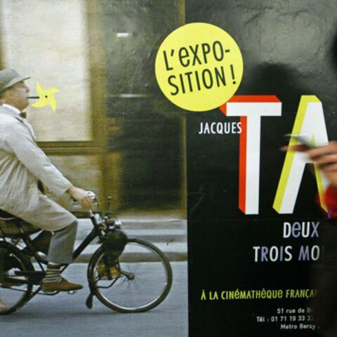 RATP: Monsieur Hulot casse sa pipe, l'expo fait un tabac!