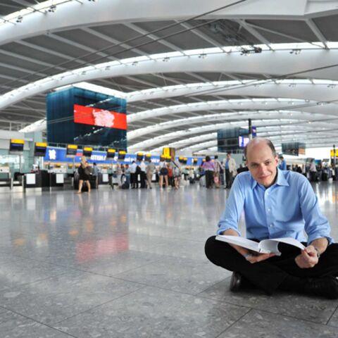 Alain de Botton, écrivain de haut vol