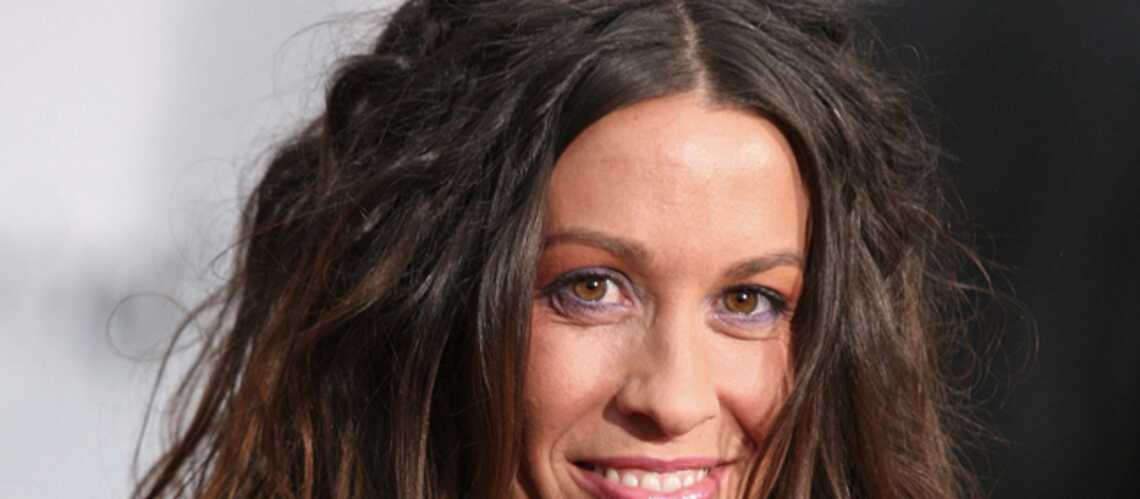 Alanis Morissette attend son premier enfant