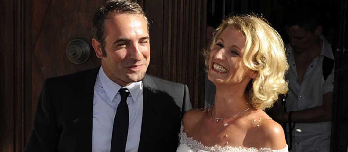 Alexandra Lamy et Jean Dujardin: mariés!