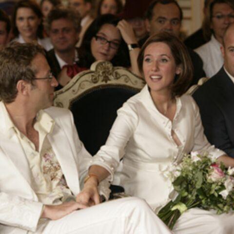 Alexia Laroche Joubert a épousé Guillaume
