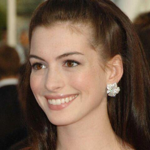Anne Hathaway, maman pour la première fois