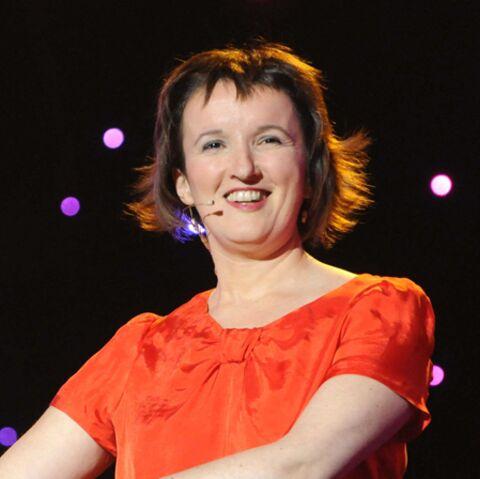 Anne Roumanoff, marraine du Téléthon 2010