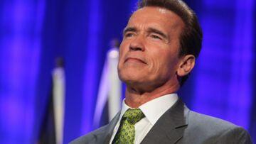 Arnold Schwarzenegger invité à l'Elysée