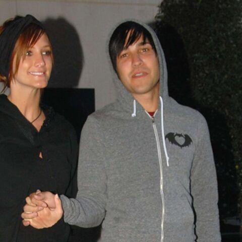 Ashlee Simpson est enceinte de Pete Wentz